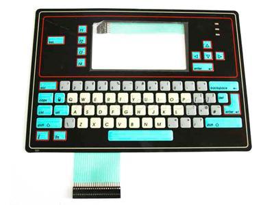Willett 430 Keyboard 100-0470-278